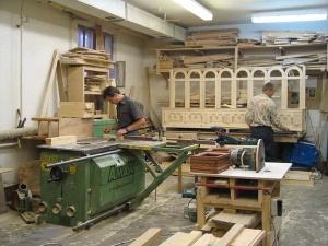 Столярная мастерская: идея собственного бизнеса