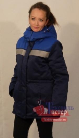 Зимние защитные куртки - удобство и функциональность в сочетании со стилем и эстетичностью