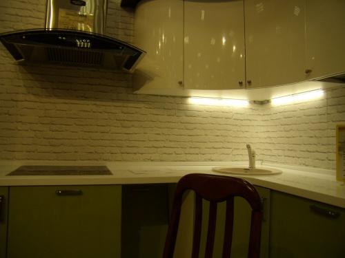 Сенсорные светодиодные элементы освещения для кухни
