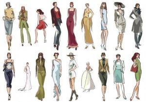 Мода меняется
