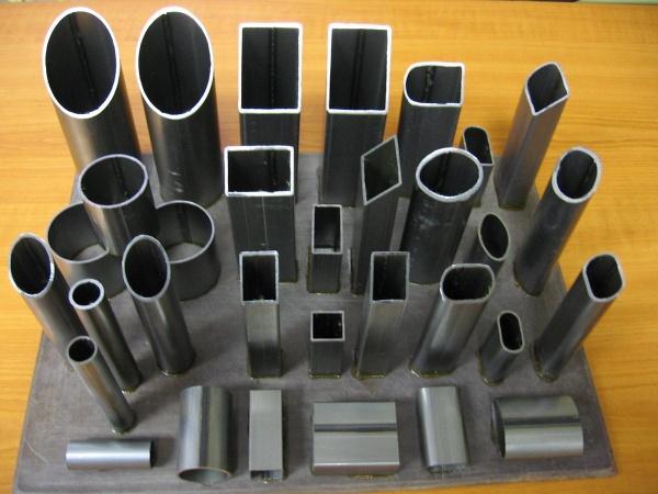 Профильные трубы: изготовление и стоимость