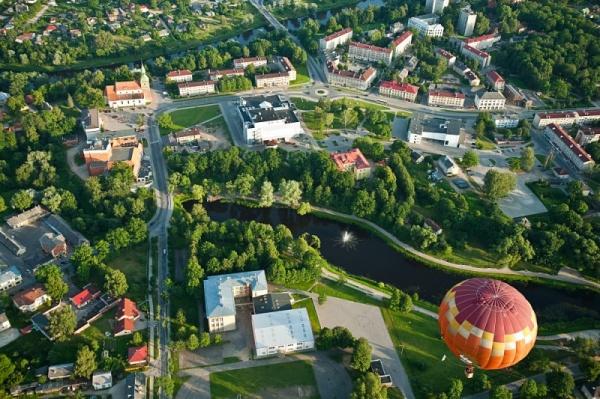 Туры в Валмиеру, Латвия
