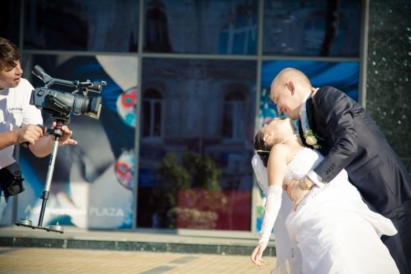 Оператор на свадьбу: критерии выбора
