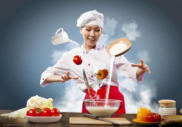 Где можно найти что-то новенькое из мира кулинарии?