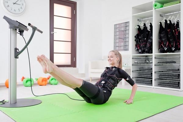 EMS-тренировка - путь к здоровому телу